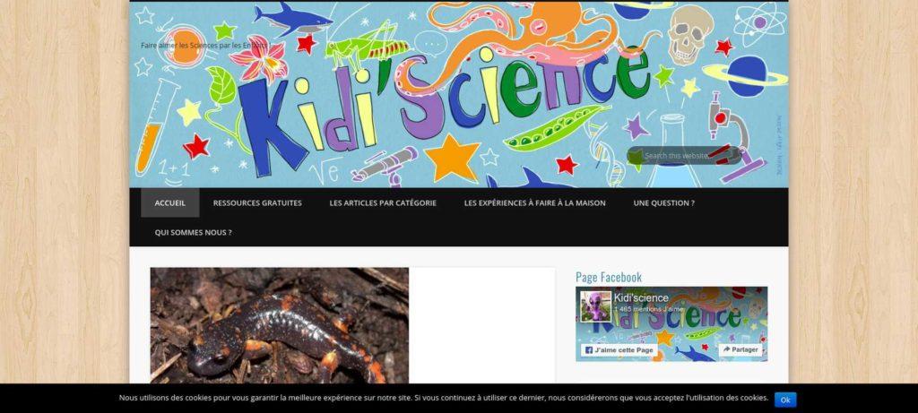 Image Kidi'science